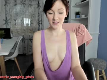 Sexy live cam screenshot of a_naughty_pixie's webcam / video chat room