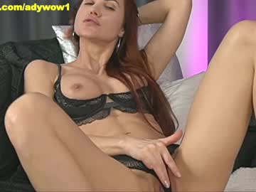 Sexy live cam screenshot of ady_w_o_w's webcam / video chat room